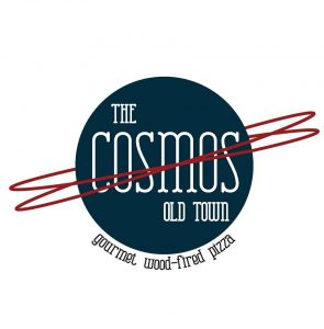 the cosmos old town gourmet, wood-fired pizza